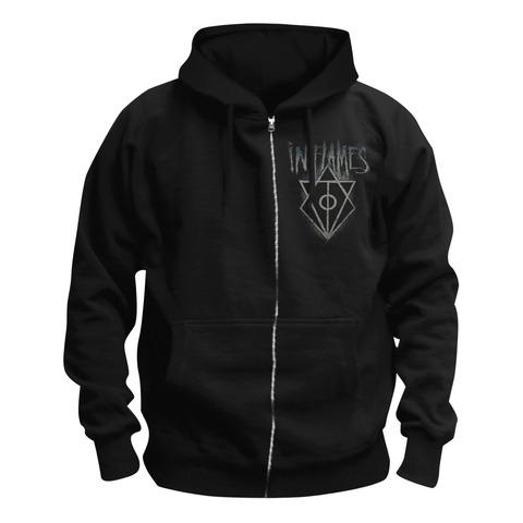 √Hooked Jesterhead von In Flames - Hooded jacket jetzt im Bravado Shop
