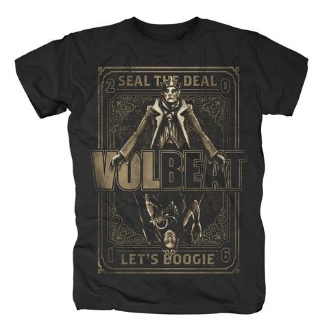 King vs Ishtar von Volbeat - T-Shirt jetzt im Bravado Shop