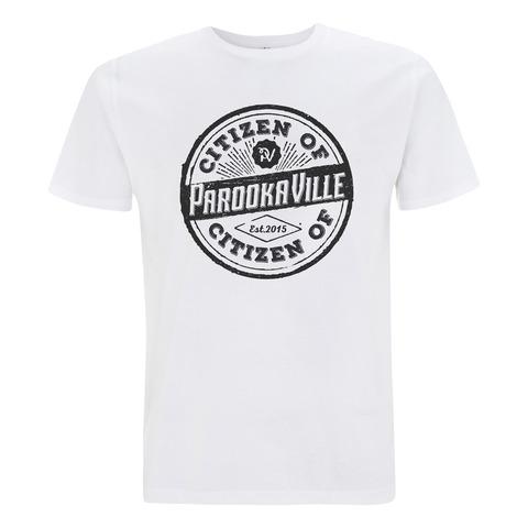 √Citizen of von ParookaVille Festival - T-shirt jetzt im Bravado Shop