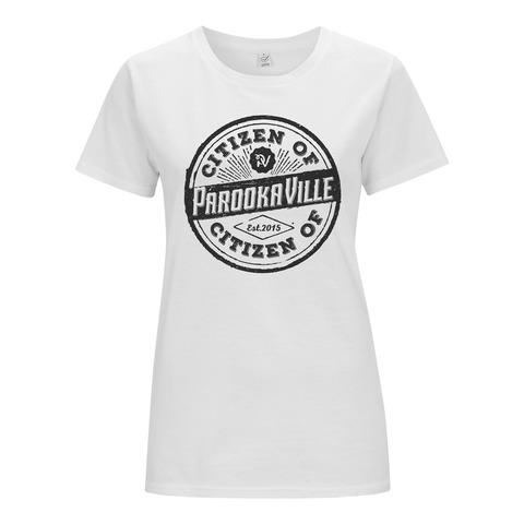 √Citizen of von ParookaVille Festival - Girlie shirt jetzt im Bravado Shop