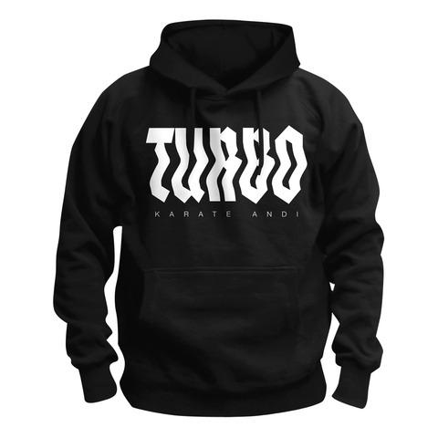 √Turbo von Karate Andi - Hood sweater jetzt im Bravado Shop