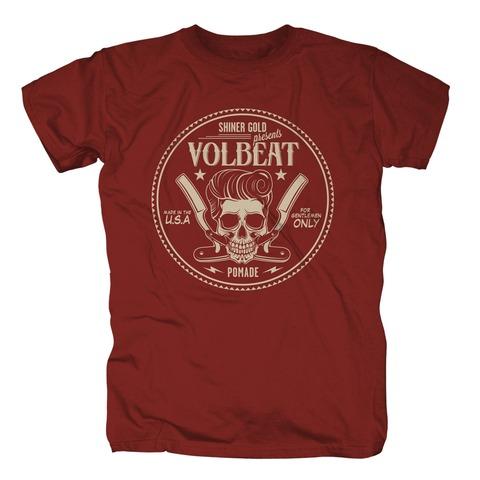 √Circle Skull von Volbeat - T-Shirt jetzt im Bravado Shop