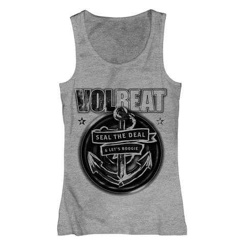 √Anchor von Volbeat - Girlie Top jetzt im Bravado Shop