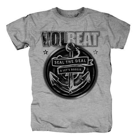 √Anchor von Volbeat - T-Shirt jetzt im Bravado Shop
