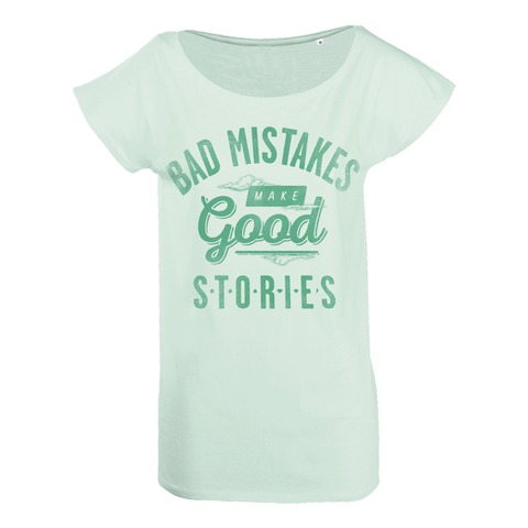 √Good Stories von ParookaVille Festival - Girlie Shirt Loose Fit jetzt im Bravado Shop