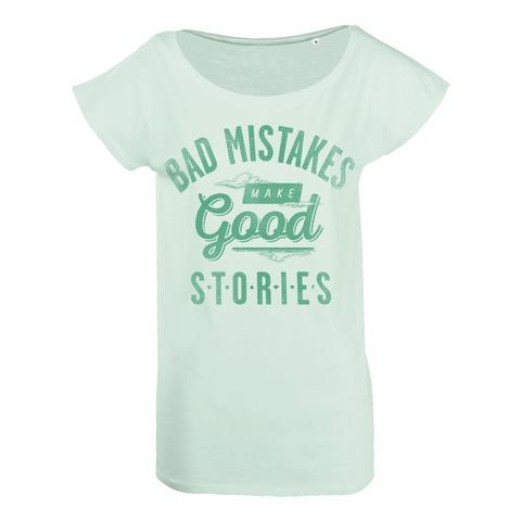 √Good Stories von ParookaVille Festival - Girlie Shirt Loose Fit jetzt im Bravado Shop