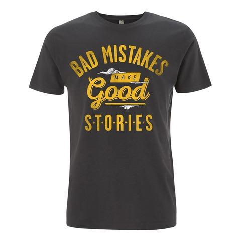 Good Stories von ParookaVille Festival - T-Shirt jetzt im Bravado Shop