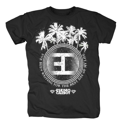 Palm Tree Logo von Eskimo Callboy - T-Shirt jetzt im Bravado Shop
