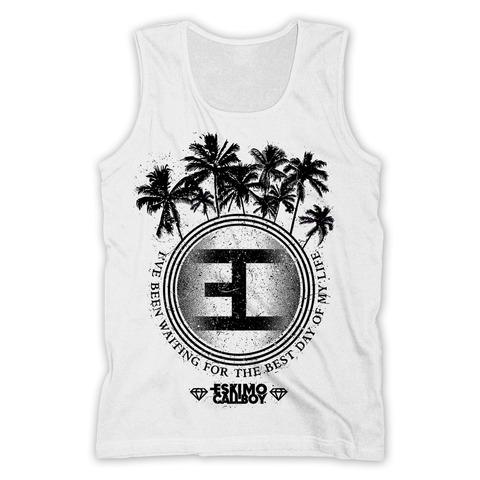 Palm Tree Logo von Eskimo Callboy - Men's Tank Top jetzt im Bravado Shop