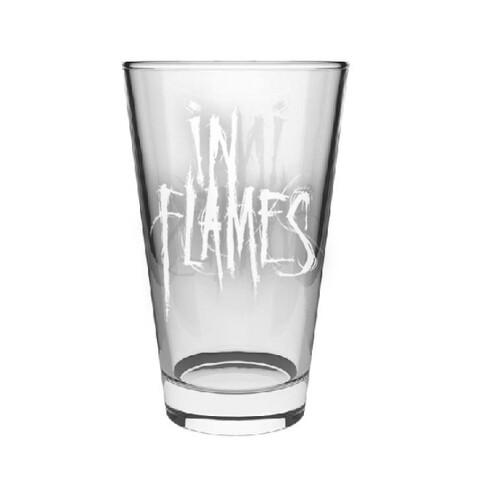 √Logo von In Flames - Glas jetzt im Bravado Shop