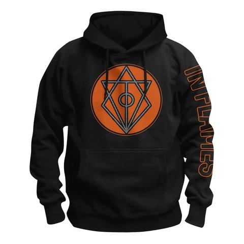 √Circle Filled von In Flames - Hood sweater jetzt im Bravado Shop