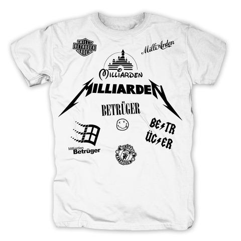 √Betrüger Logos von Milliarden - 100% cotton jetzt im Bravado Shop