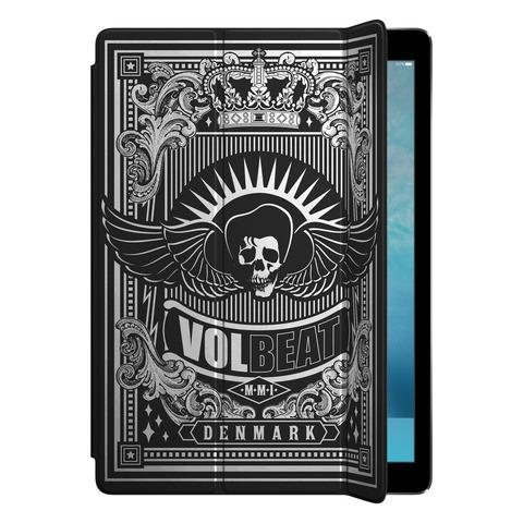 Skullwing Ornament von Volbeat - iPad Case jetzt im Bravado Shop