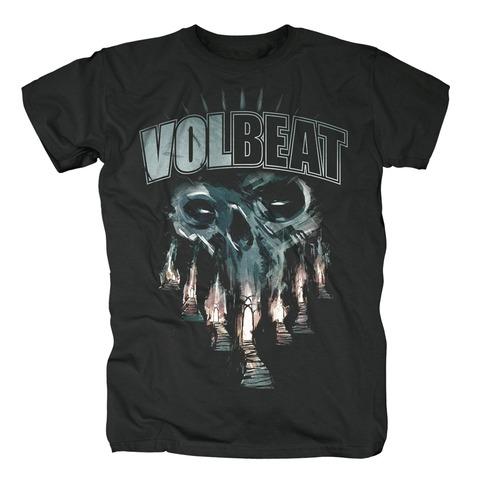 √Skull Gates von Volbeat - T-Shirt jetzt im Bravado Shop