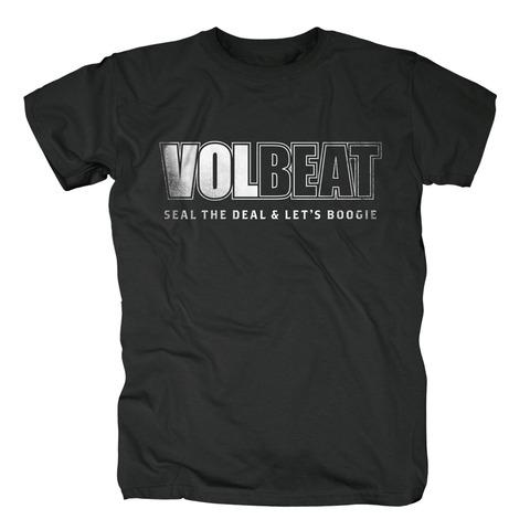 √Logo STDLB von Volbeat - T-Shirt jetzt im Bravado Shop