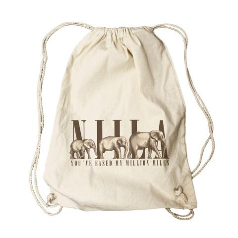 √Million Miles von Niila - Gym Bag jetzt im Bravado Shop