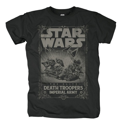 √The Elite von Star Wars - T-Shirt jetzt im Bravado Shop