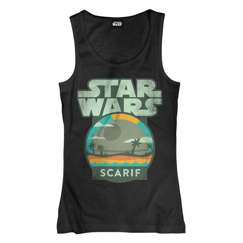 √Scarif von Star Wars - Girlie Top jetzt im Bravado Shop
