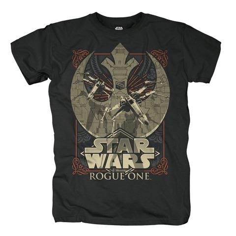 Rebel Attack von Star Wars - T-Shirt jetzt im Bravado Shop