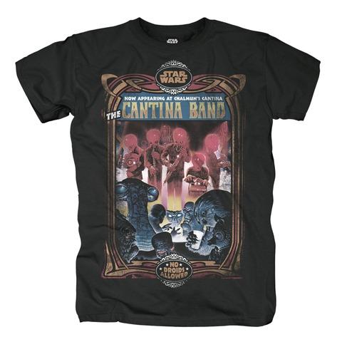 √Chalmun's Cantina von Star Wars - T-Shirt jetzt im Bravado Shop