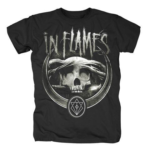√Battles Badge von In Flames - T-shirt jetzt im Bravado Shop