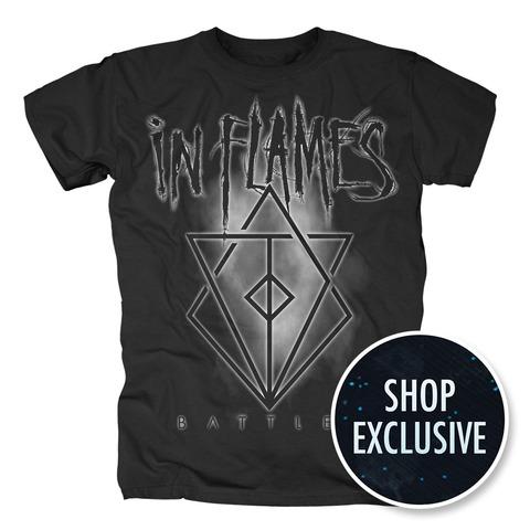 √Battles Jesterhead - Bravado Exclusive von In Flames - T-Shirt jetzt im Bravado Shop