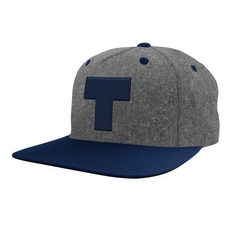 √T Logo blau von Tim Bendzko - Cap jetzt im Bravado Shop