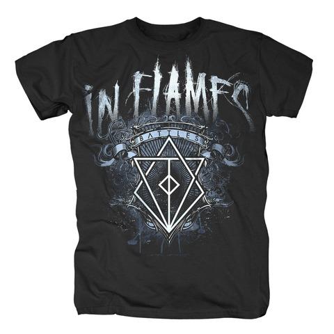 √Battles Crest von In Flames - T-shirt jetzt im Bravado Shop