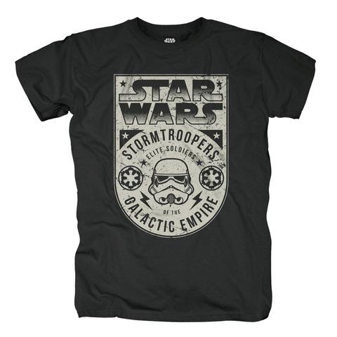 √Empire Shield von Star Wars - T-Shirt jetzt im Bravado Shop