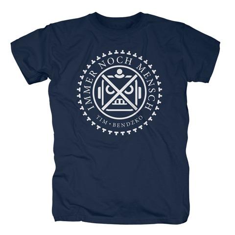 √Immer Noch Mensch von Tim Bendzko - T-Shirt jetzt im Bravado Shop