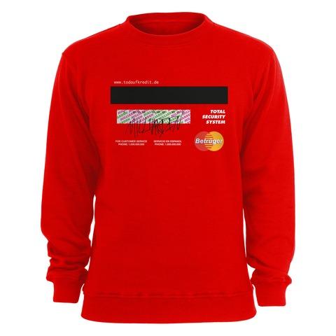 √Kreditkarte von Milliarden - Sweater jetzt im Bravado Shop