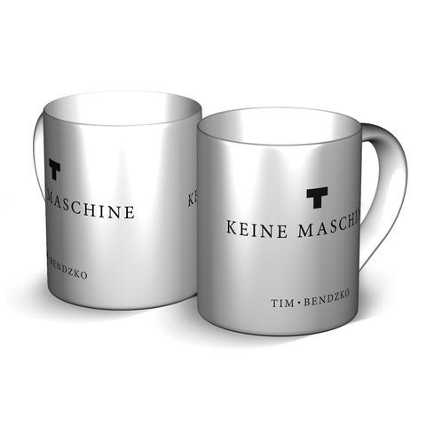 √Keine Maschine von Tim Bendzko - Tasse jetzt im Bravado Shop