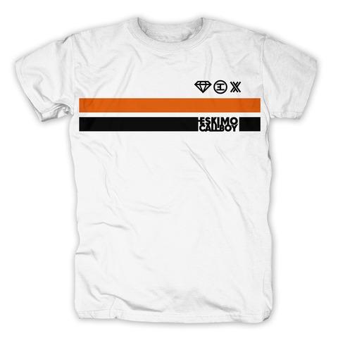 Stripes von Eskimo Callboy - T-Shirt jetzt im Bravado Shop
