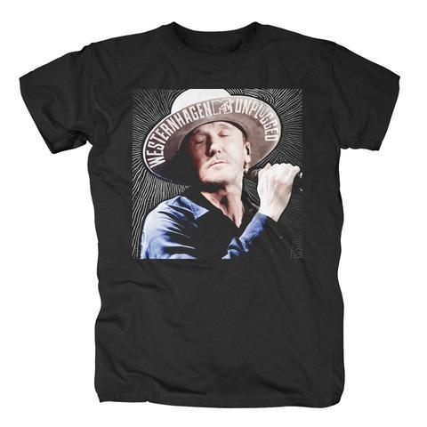 Unplugged von Marius Müller Westernhagen - T-Shirt jetzt im Bravado Shop
