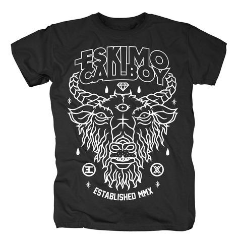 Goat von Eskimo Callboy - T-Shirt jetzt im Bravado Shop