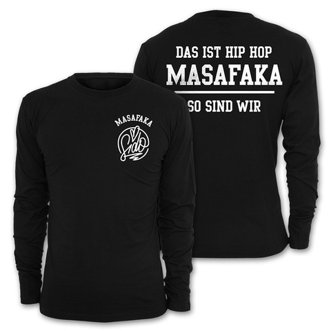 √Masafaka von Sido - Long-sleeve jetzt im Bravado Shop