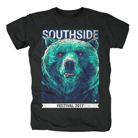 Early Bear von Southside Festival - T-Shirt jetzt im Bravado Shop