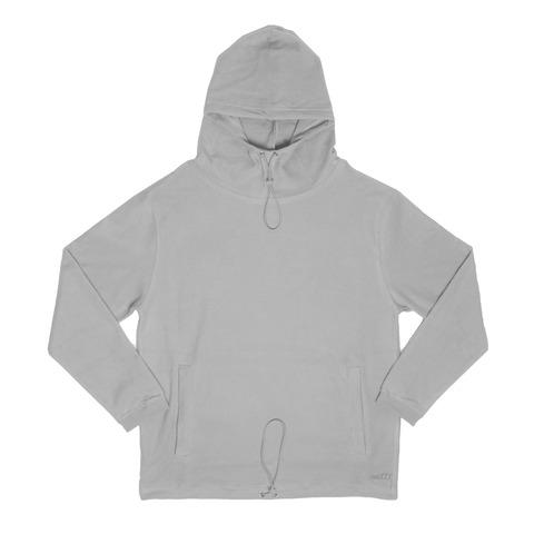 √BASIC Hoodie Grey von ABC Hydra - Hood sweater jetzt im Bravado Shop