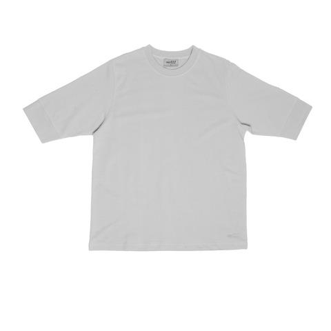 √BASIC Halfsleeve Tee Grey von ABC Hydra - Sweater Halbarm jetzt im Bravado Shop