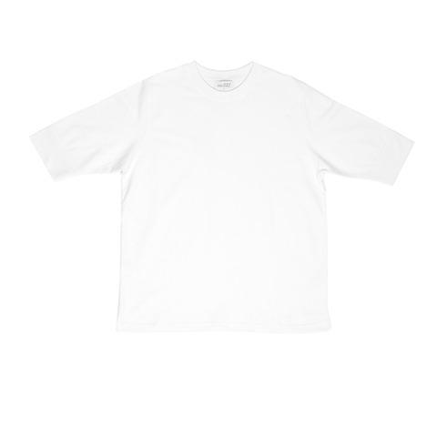 √BASIC Halfsleeve Tee White von ABC Hydra - Sweater Halbarm jetzt im Bravado Shop