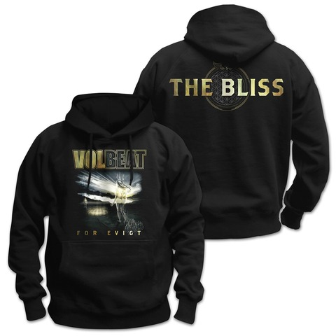 √For Evigt / The Bliss von Volbeat - Hood sweater jetzt im Bravado Shop