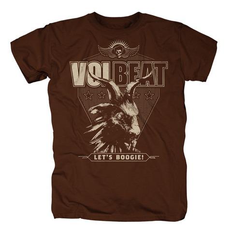 The Goat von Volbeat - T-Shirt jetzt im Bravado Shop