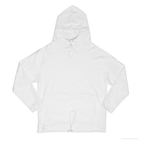 √BASIC Hoodie White von ABC Hydra - Hood sweater jetzt im Bravado Shop