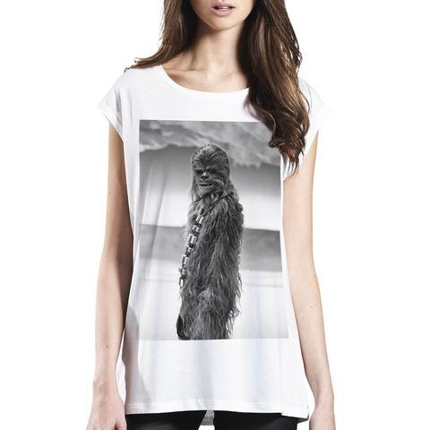 √Chewie Photo von Star Wars - Girlie Shirt jetzt im Bravado Shop