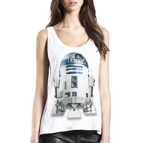 √R2-D2 von Star Wars - Girlie Top jetzt im Bravado Shop