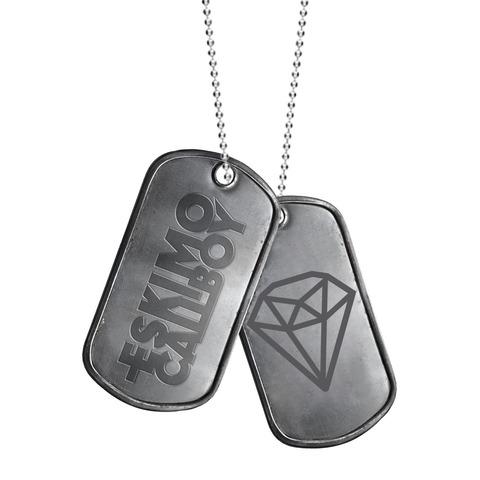 Diamond Logo von Eskimo Callboy - Dog Tag jetzt im Bravado Shop