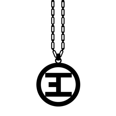 √Black Logo von Eskimo Callboy - Kette jetzt im Bravado Shop