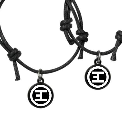Black and White Logo von Eskimo Callboy - Freundschaftsband jetzt im Bravado Shop