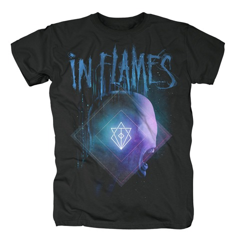 √Scream von In Flames - T-shirt jetzt im Bravado Shop