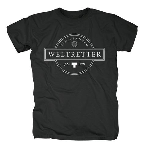 √Weltretter  - Amplified von Tim Bendzko - T-Shirt jetzt im Bravado Shop